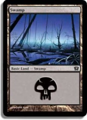 Swamp (340) - Foil