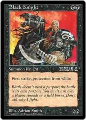 Black Knight - Oversized Promo