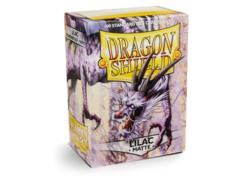 Dragon Shield 100ct Standard Sleeves - Matte Lilac