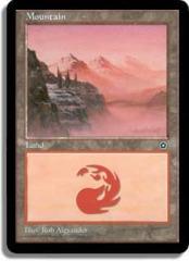 Mountain (B) [Red Mist]