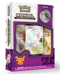Mythical Pokemon Collection - Mew