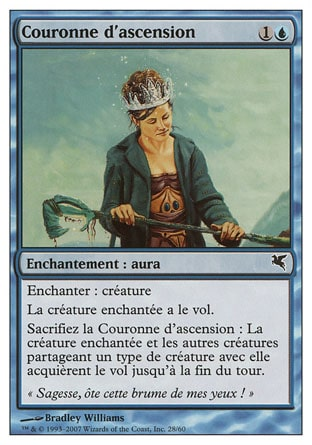 Couronne dascension (Crown of Ascension)