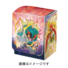 Pokemon Center Deck Case - Marshadow