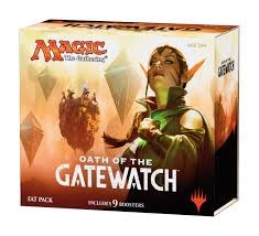 Oath of the Gatewatch-Fat Pack Box (Empty)