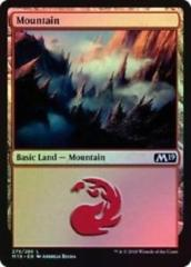 Core 2019 Foil Mountain 276/280- Bundle of 10