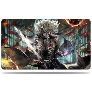 Ultra Pro War of the Spark Japanese Art Playmat - Sorin