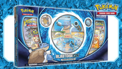 Blastoise-GX Premium Collection