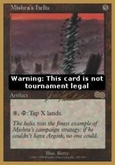 Mishra's Helix (Version 1)