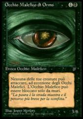 Evil Eye of Orms-By-Gore (Occhio Malefico di Orms)