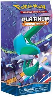 Platinum - Rising Rivals Cutting Edge - Gallade Theme Deck