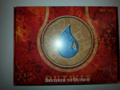 Destined to Outwit (Blue) - Born of the gods Pre-Release Packs