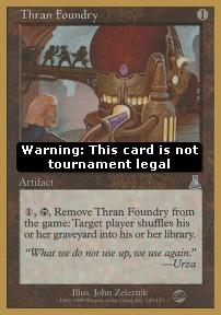 Thran Foundry