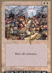 Wrath of God (Version 1)