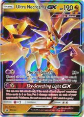 Ultra Necrozma GX - SM126 Promo