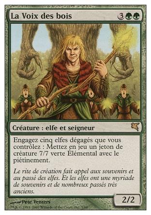 La Voix des bois (Voice of the Woods)