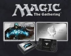 Magic: The Gathering Collector Coin - Jace, The Mind Sculptor