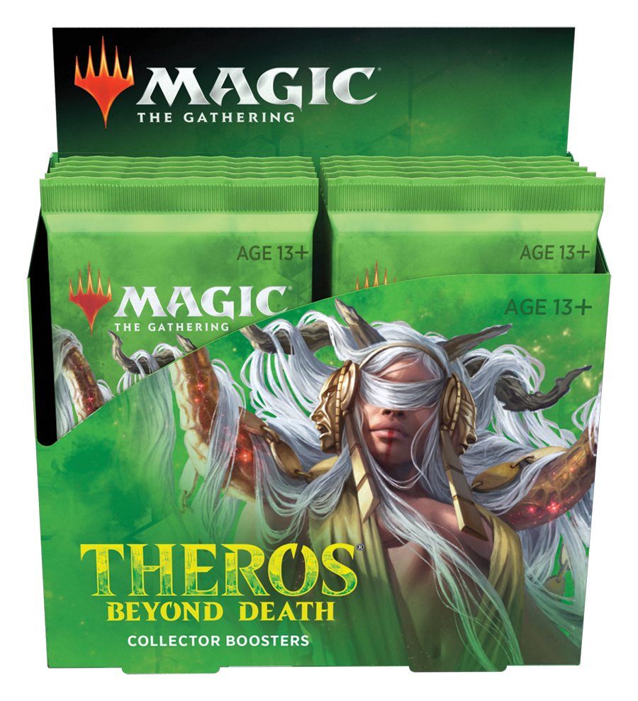 Theros Beyond Death Collector Booster Box (Ships Jan 24)