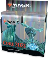 Core Set 2021 Collector Booster Display (Ships Jul 3)