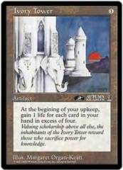 Ivory Tower - Oversized Card