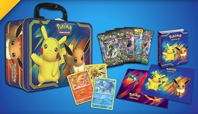 Pokemon Collector Chest Tin Fall 2018