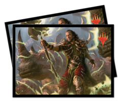 Ultra Pro Commander 2019 100ct Standard Sleeves - Ghired, Conclave Exile