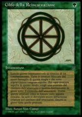 Glyph of Reincarnation (Glifo della Reincarnazione)