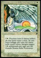 Greater Realm of Preservation (Grande Reame della Protezione)