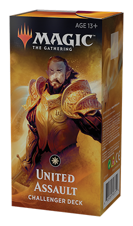 Challenger Deck 2019 - United Assault (W)