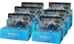 Ravnica Allegiance Booster Case (Contains 6 Booster Boxes ) (Does not include buy-a-box promo)