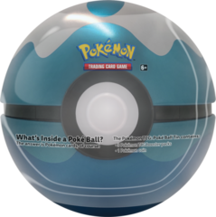 Pokemon Poke Ball Tin Wave 4 - 2020 - Dive Ball
