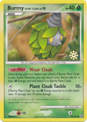 Burmy - 78/132 - Pokemon Countdown Calendar Promo