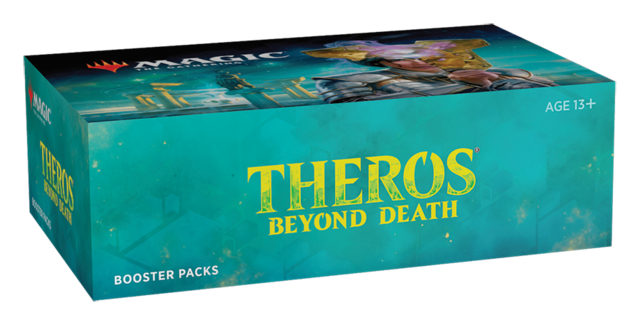 Theros Beyond Death Draft Booster Box (Ships Jan 24)