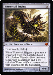 Wurmcoil Engine - Oversized Promo