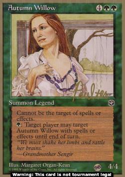 Autumn Willow (Version 2)