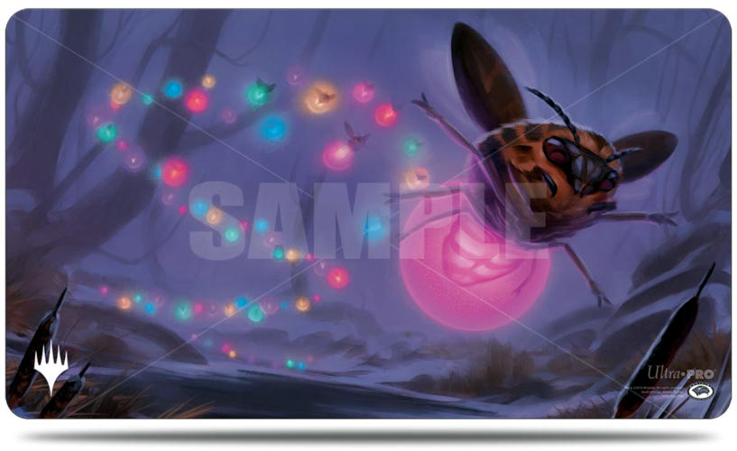 Ultra Pro 2018 Holiday Playmat - Bog Humbugs