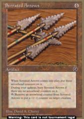 Serrated Arrows1