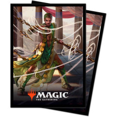 Ultra Pro MTG 100ct Theros Beyond Death Standard Sleeves - Calix, Destiny's Hand