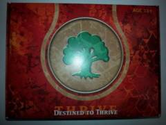 Destined to Thrive (Green) - Born of the gods Pre-Release Packs