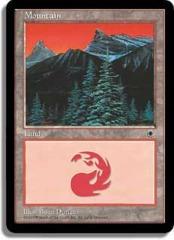 Mountain (D) [Large Evergreen Center]