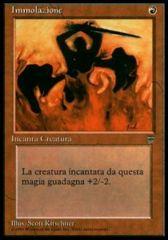 Immolation (Immolazione)