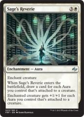 Sage's Reverie - Foil