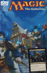 Magic: The Gathering #3 (Includes Feast of Blood Promo)