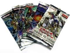 Random Yu-Gi-Oh! Booster Pack