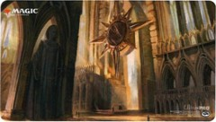 Ultra Pro Ravnica Allegiance Playmat - Godless Shrine
