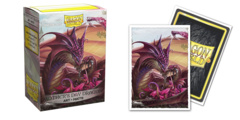 Dragon Shield 100ct Standard Sleeves - Matte Mother's Day Dragon
