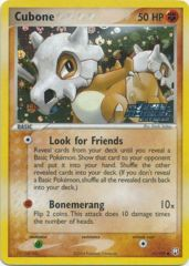 Cubone - 51/109 - Common - Reverse Holo