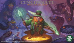 Grand Prix Cincinnati 2014 Ltd. Ed. Playmat