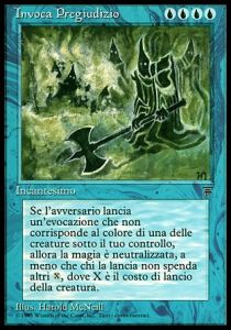 1x Urborg NM-Mint Italian Legends MTG Magic