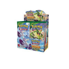 XY - Roaring Skies Booster Box