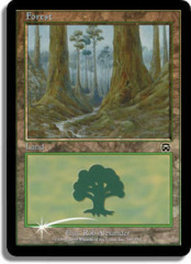 Forest (Arena Foil-Mercadian Masques)